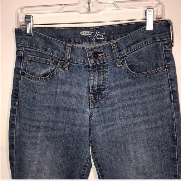 Old Navy Denim - Old Navy The Flirt blue jeans
